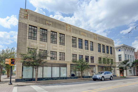 ±32,500 SF Historic Office Building in Opportunity Zone