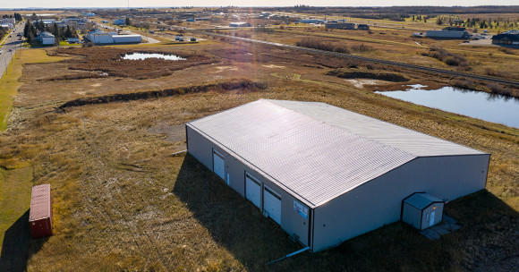 Bankruptcy Auction | Industrial Real Estate For Sale In Alberta